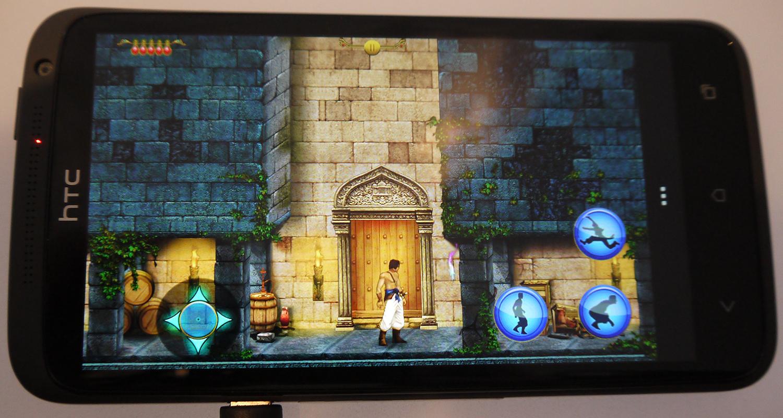 Prise en main du jeu Prince of Persia Classic édité par ...