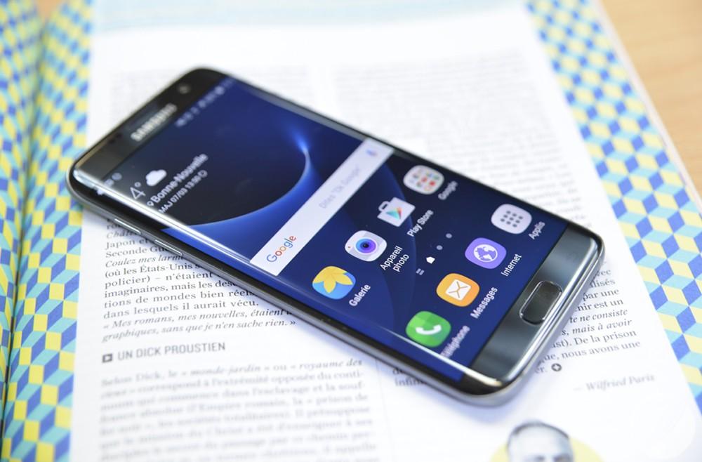 Fin des mises à jour pour les Samsung Galaxy S7 et S7 Edge