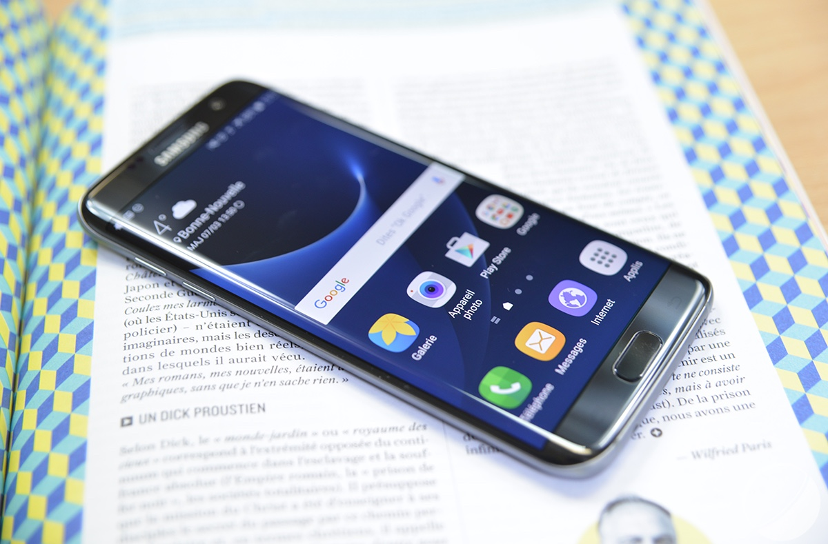 Samsung Galaxy S7 : Android 8 0 Oreo se déploie enfin
