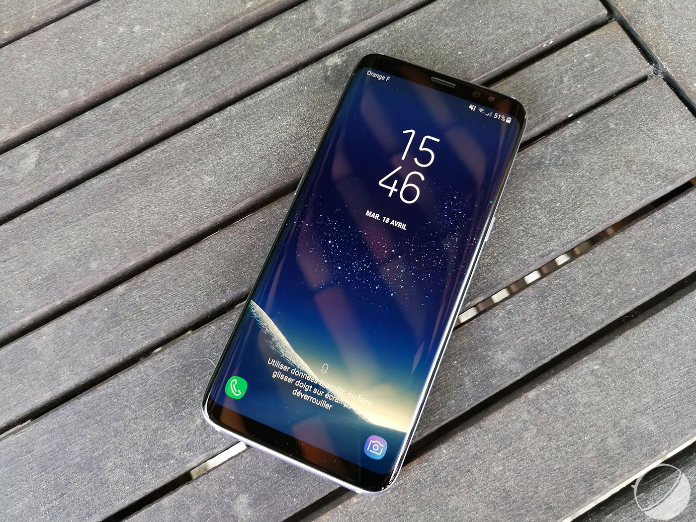 samsung galaxy s8 la mise jour android 8 0 oreo reprend enfin frandroid. Black Bedroom Furniture Sets. Home Design Ideas