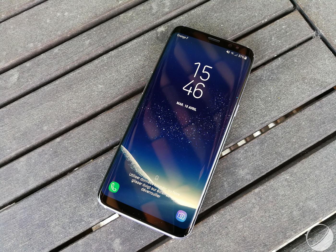 Mise à jour du 22 02   Fin du feuilleton   le déploiement reprend enfin  pour Oreo sur les Galaxy S8 et S8+. Comme convenu, une nouvelle version est  déployée ... eb19e26346e8