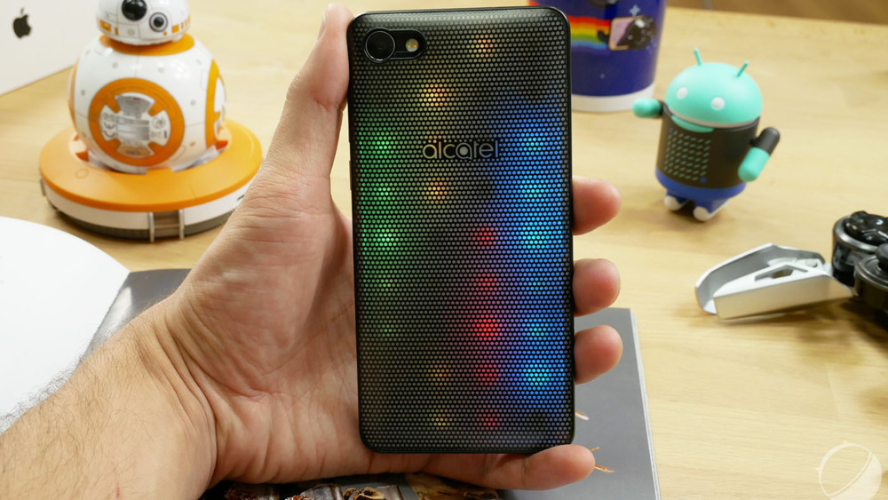 coque samsung a5 led