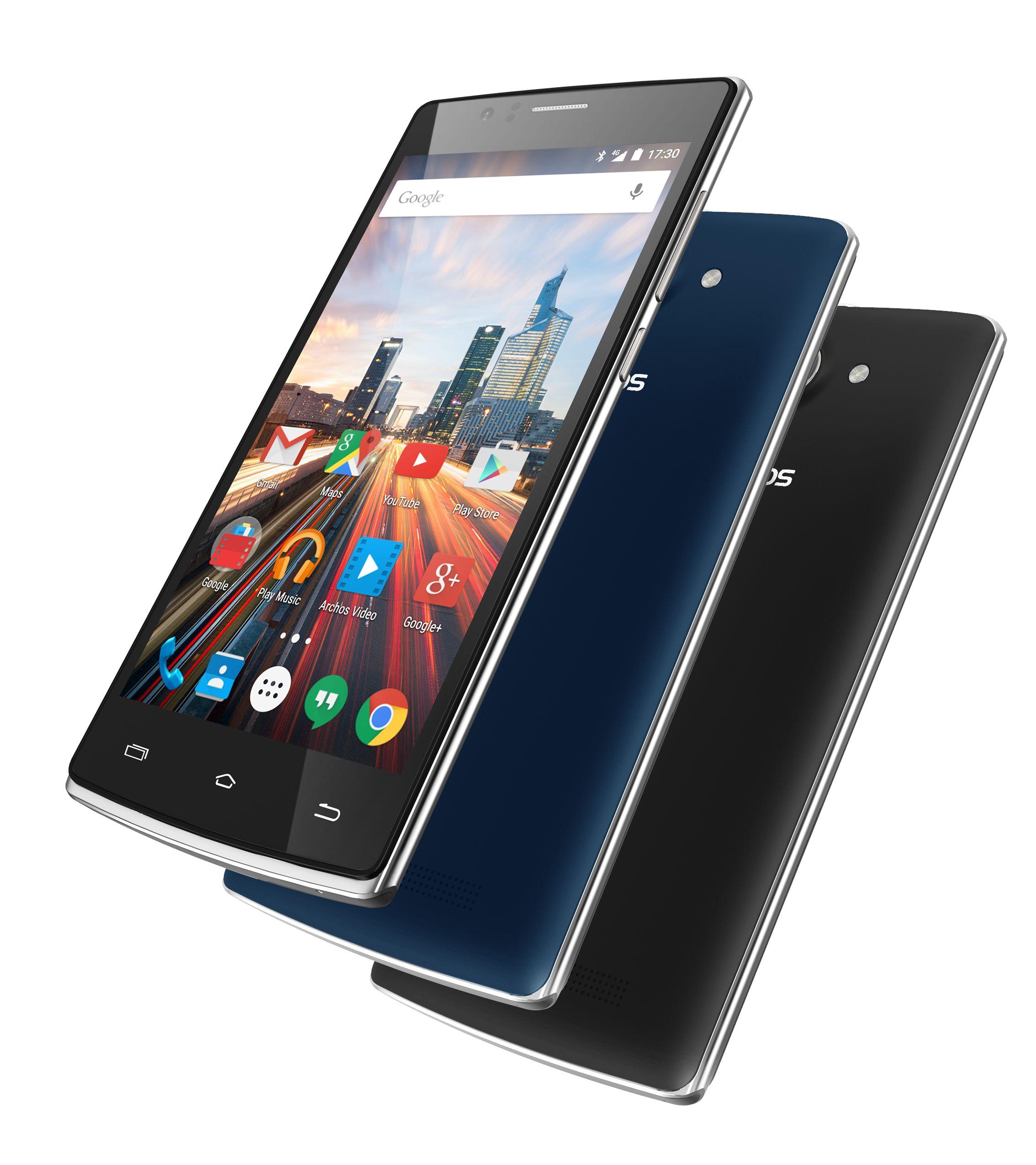 archos 50d helium un smartphone d 39 entr e de gamme avec cran hd et android 5 1 moins de 150. Black Bedroom Furniture Sets. Home Design Ideas