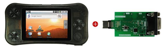 Odroid un pack d veloppeur pour la console android 285 euros frandroid - Emulateur console android ...