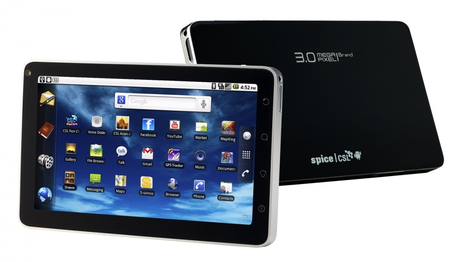 tablette mid android aucune application