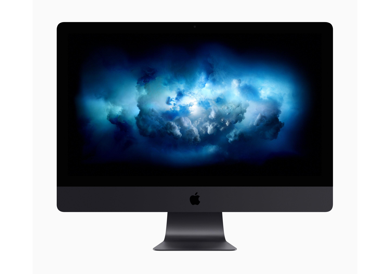Le prochain iMac Pro motorisé par la puce de l'iPhone 7 — Apple