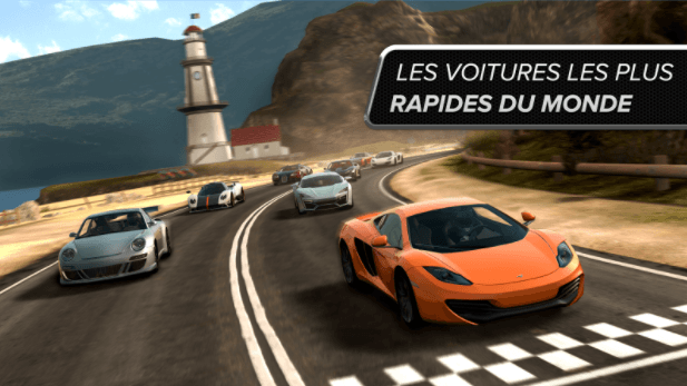 gear club le jeu de course r aliste des cr ateurs de v rally est disponible sur le play store. Black Bedroom Furniture Sets. Home Design Ideas