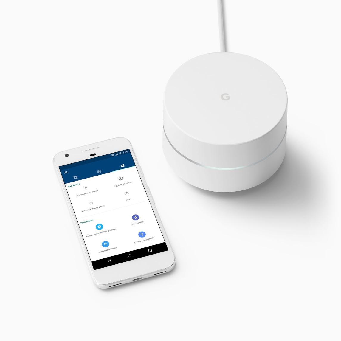 Google Wifi Lance En France Tout Ce Qu Il Faut Savoir Frandroid