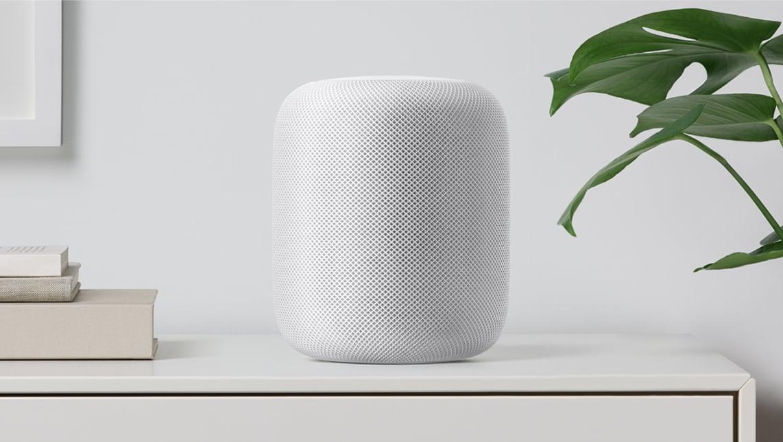 Le lancement du HomePod d'Apple reporté à 2018