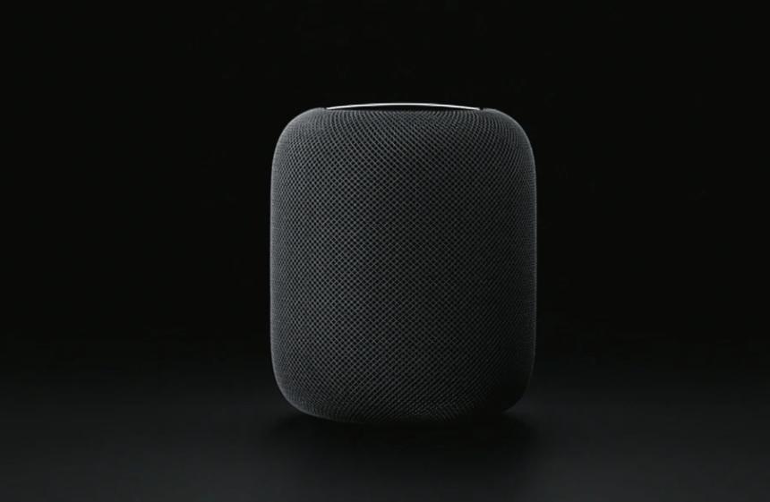 Apple Homepod L Assistant Personnel Sous La Forme D Une