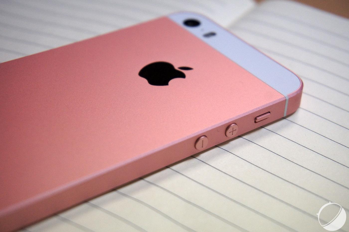 L'iPhone SE