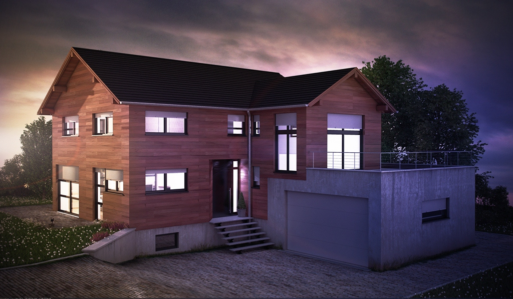 La maison connect e du futur que peut elle nous r server frandroid - Maison du futur bruxelles ...