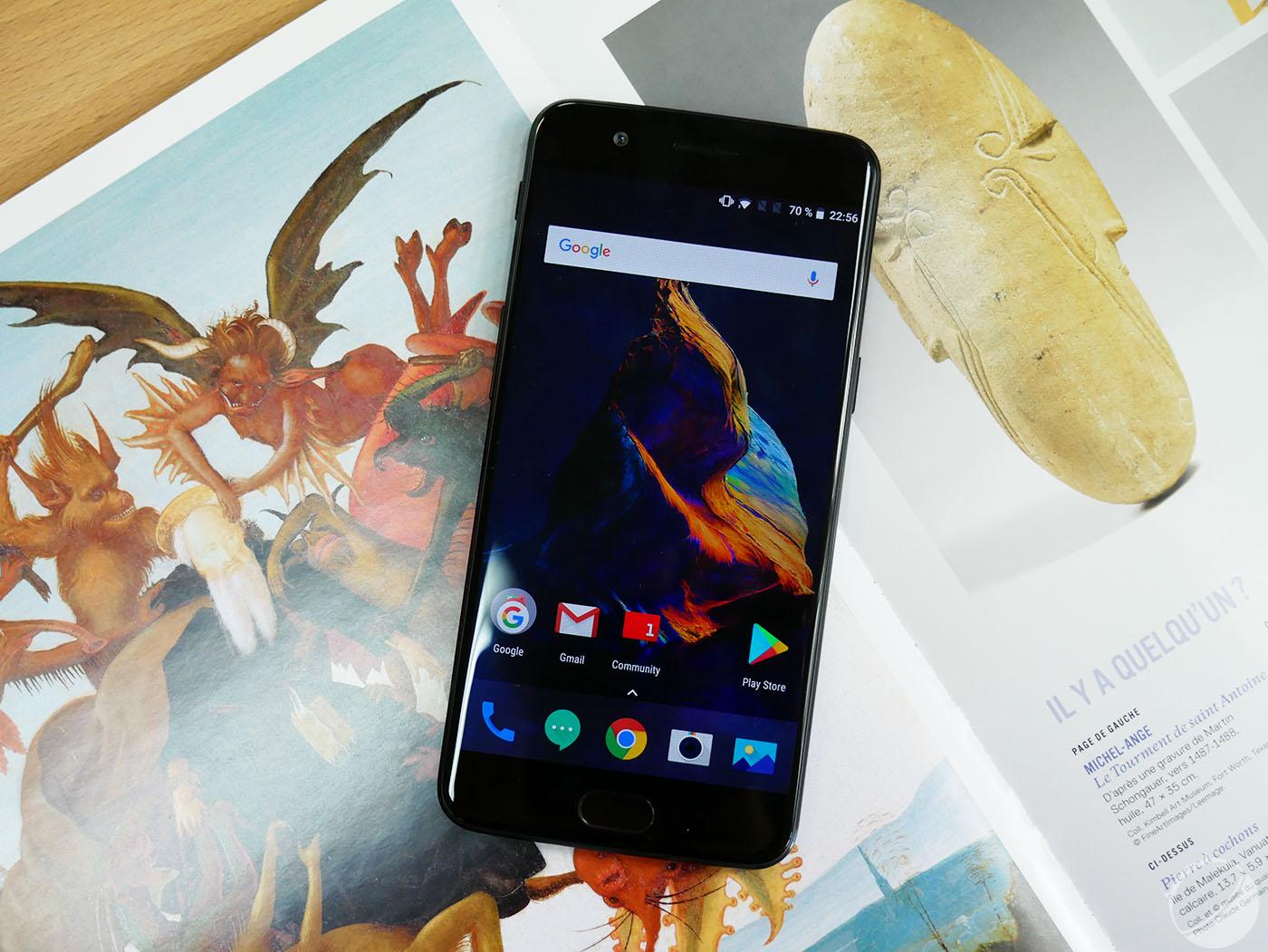 OnePlus commencera à limiter la collecte des données sur vous