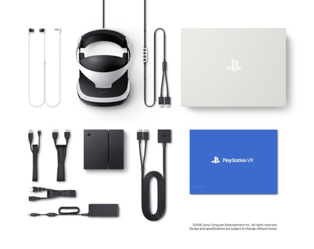 Les trop nombreux câbles du PS VR