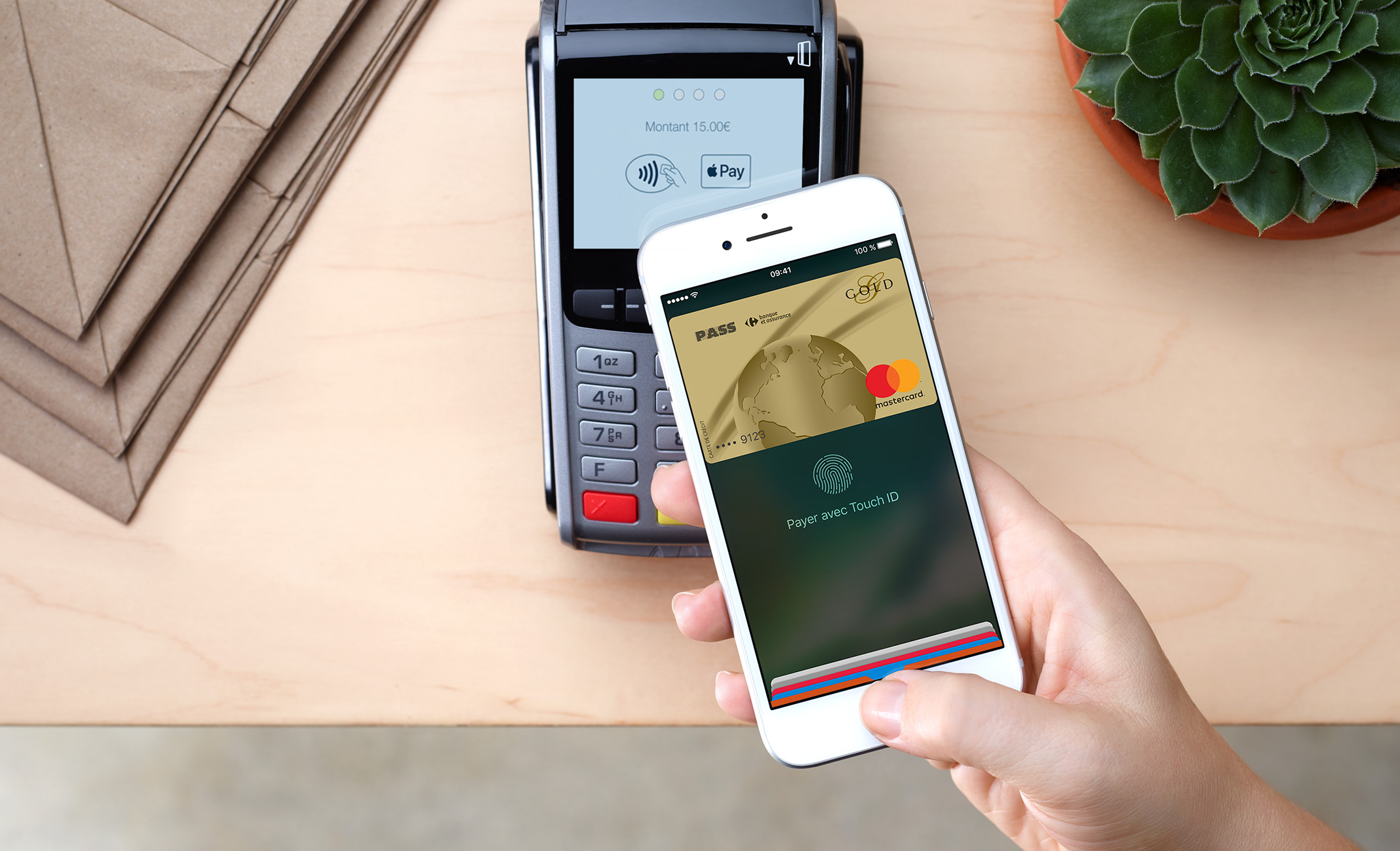 Apple Pay arrive chez Boursorama Banque en attendant Google