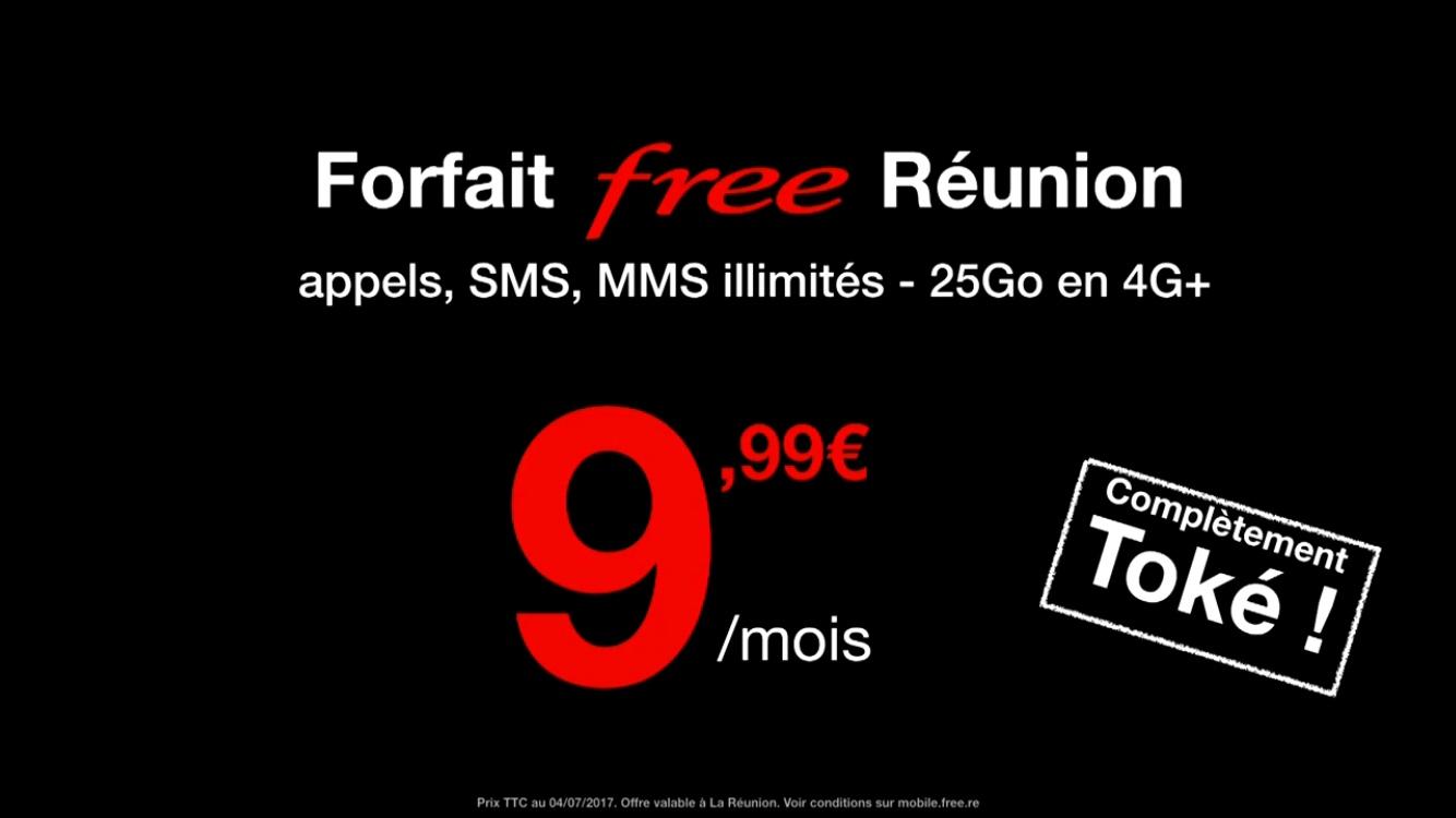 Free Mobile Casse Les Prix à La Réunion Frandroid