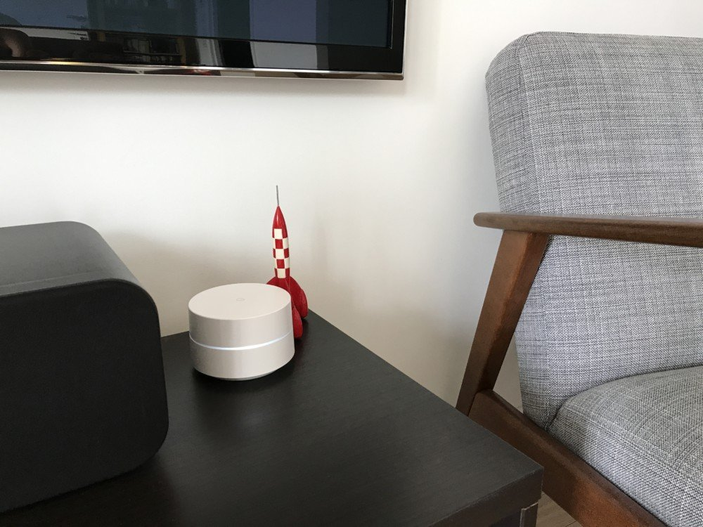 Google WiFi 2 : une possible sortie du routeur cet été