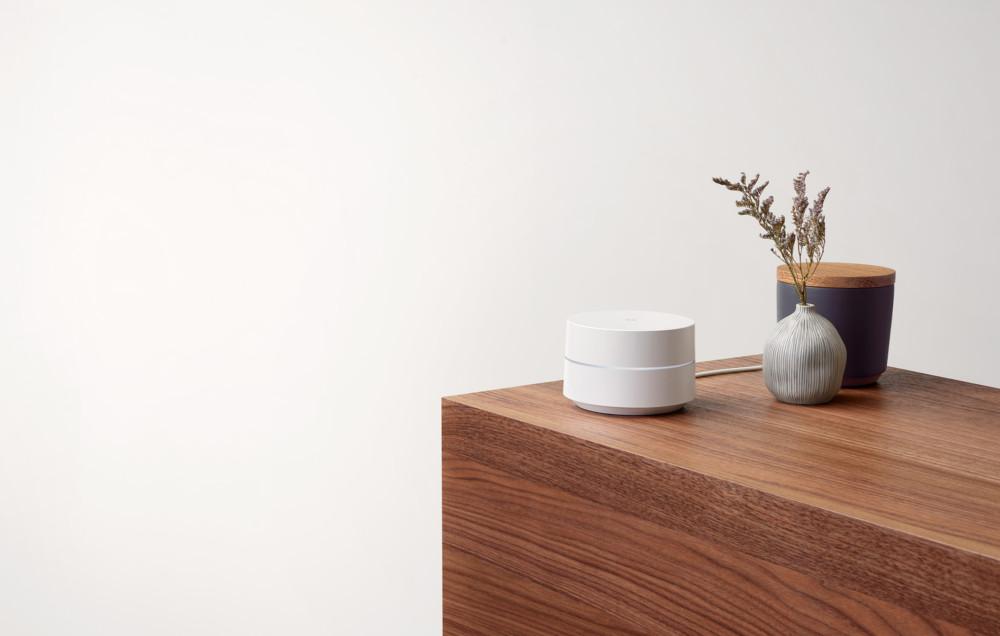 Le Google WiFi est bien plus élégant qu'une box Internet de FAI.