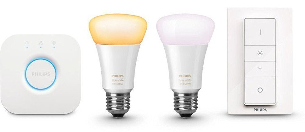 d58a46362cf0f Amazon propose plusieurs packs Philips Hue en promotion aujourd'hui,  parfait pour commencer ou parfaire votre installation de lumières avec des  détecteurs ...