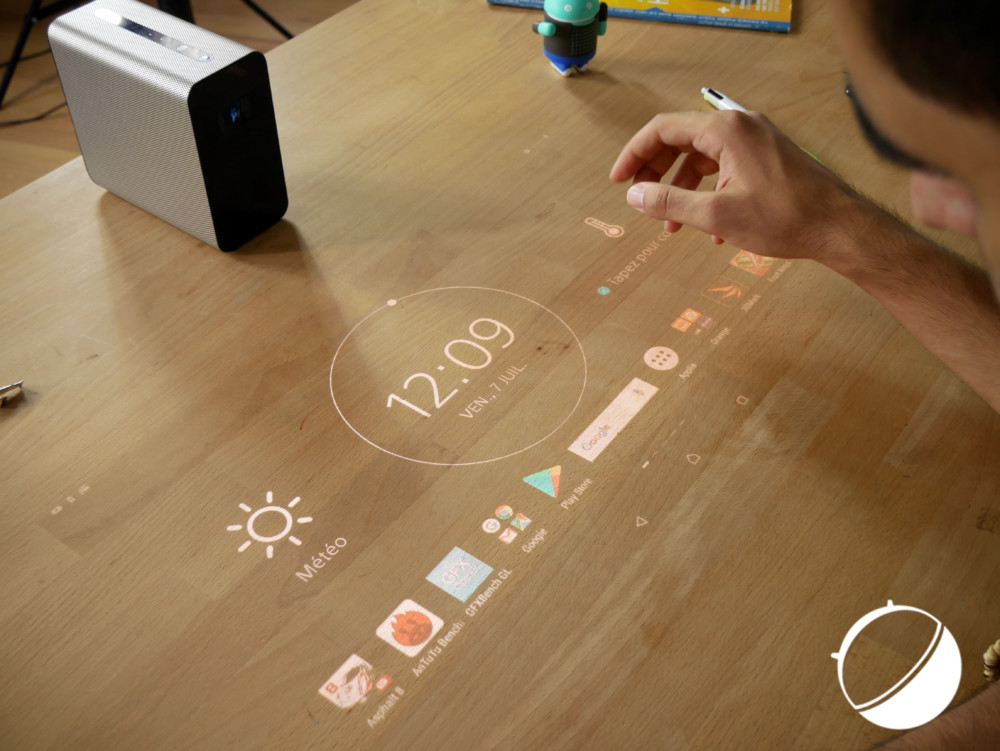 test sony xperia touch notre avis complet tablettes tactiles frandroid. Black Bedroom Furniture Sets. Home Design Ideas