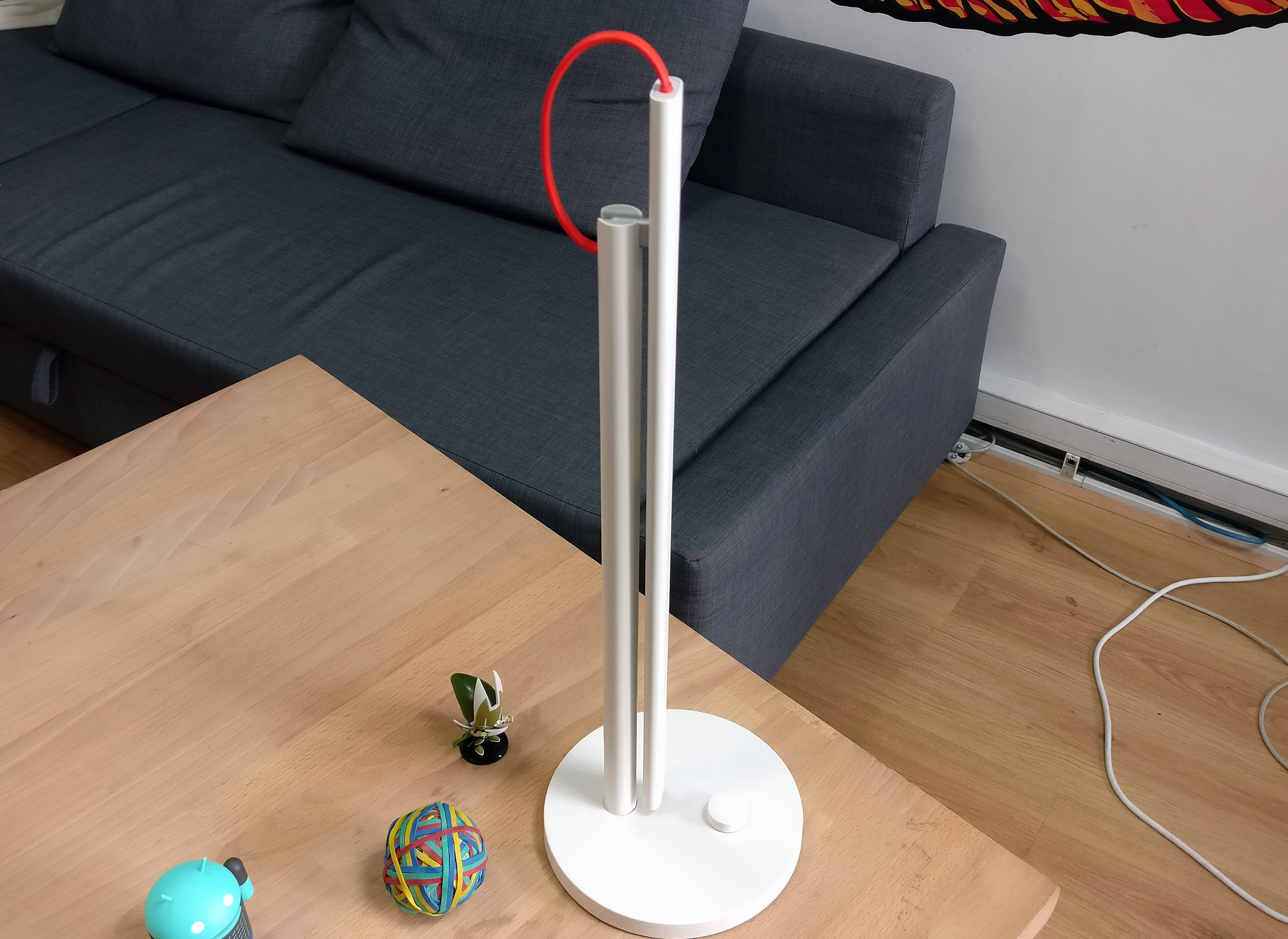 Prise en main de la xiaomi mijia smart led une lampe de bureau