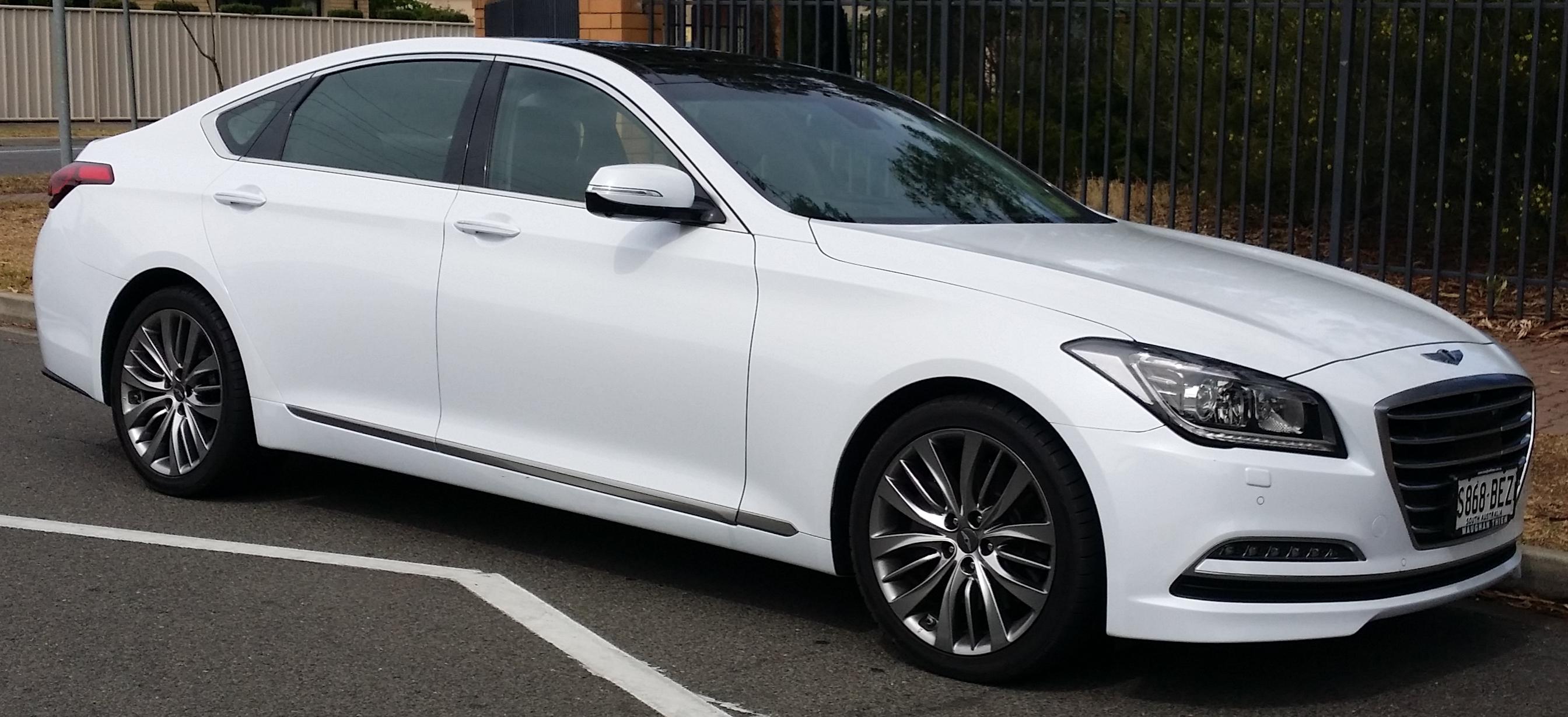 Hyundai Veut Concurrencer Tesla Avec Une Voiture