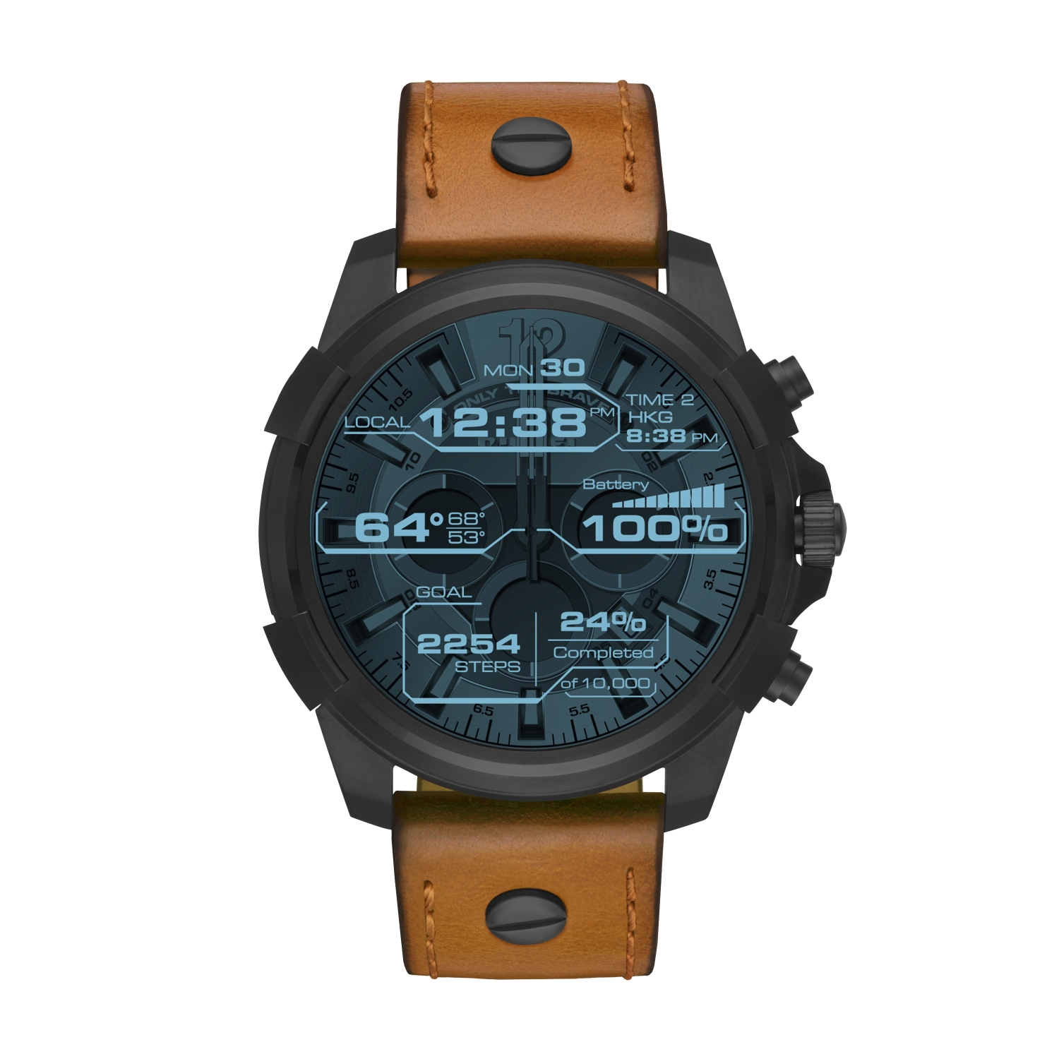 ifa 2017 diesel on annonce ses montres sous android wear 2 0 frandroid. Black Bedroom Furniture Sets. Home Design Ideas