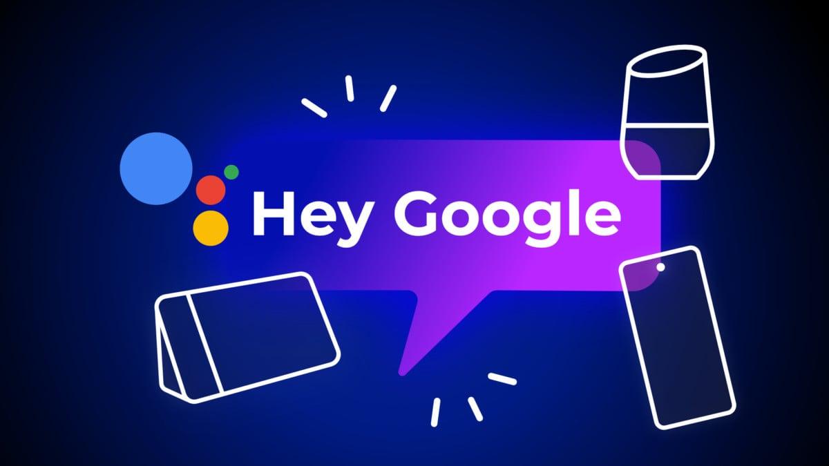 Google Assistant fonctionne sur smartphones, enceintes et Smart Display