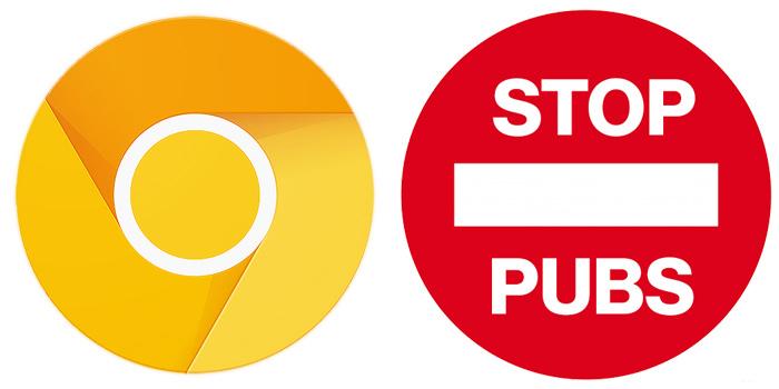 bloqueur de pub google chrome