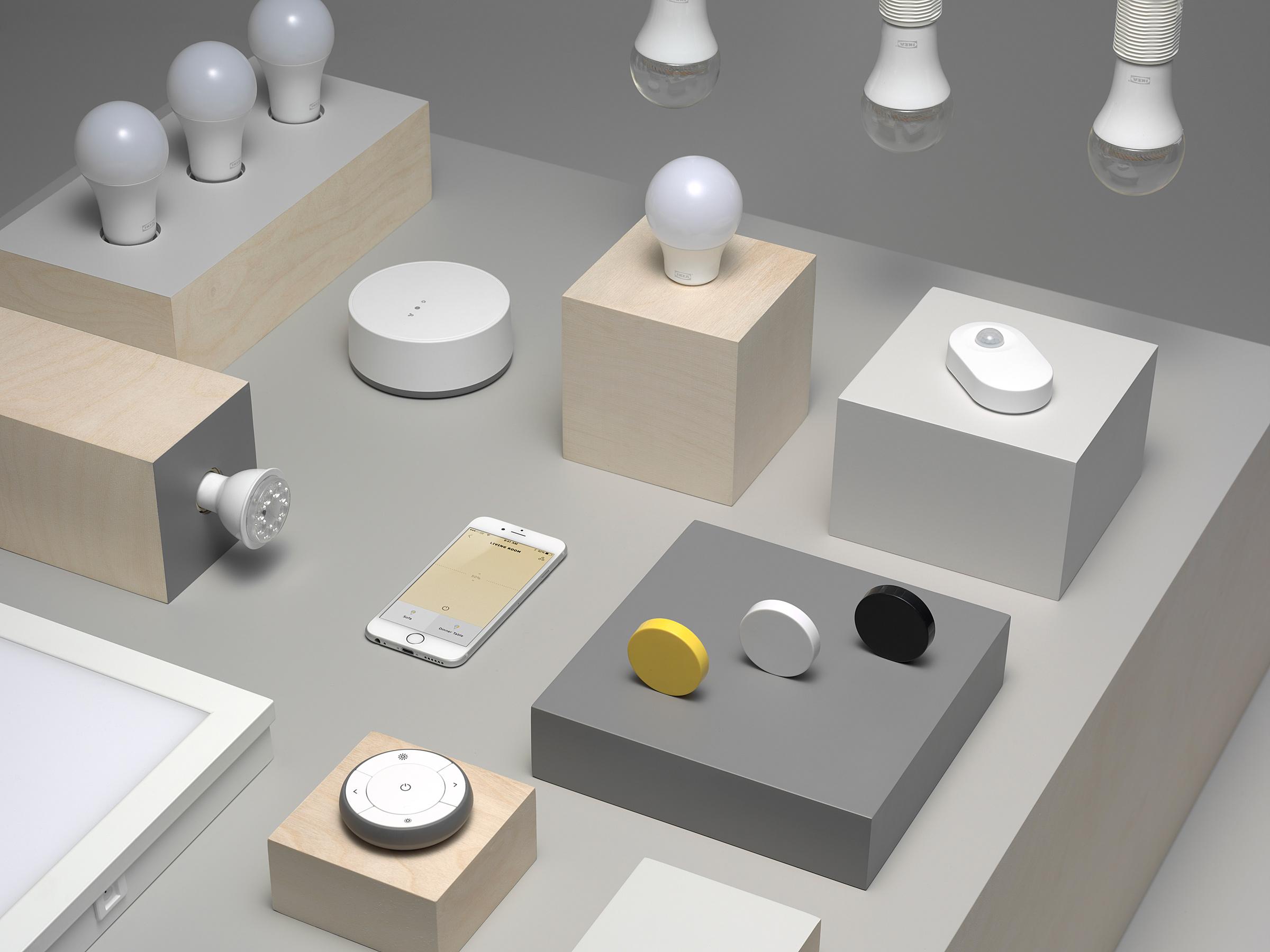 ikea tr dfri les ampoules connect es s 39 ouvrent google home homekit et alexa frandroid. Black Bedroom Furniture Sets. Home Design Ideas