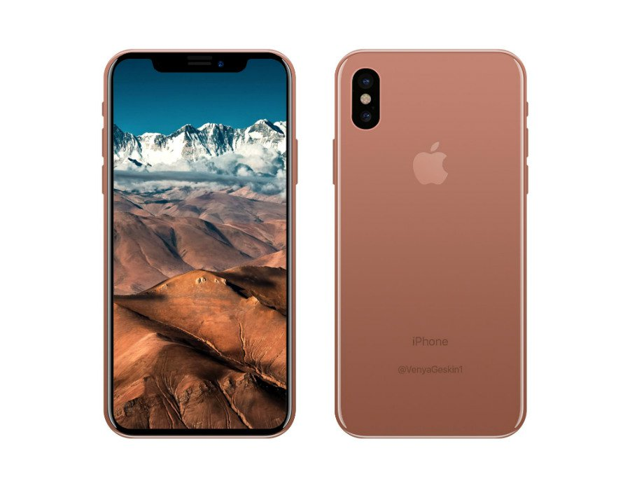 iphone 8 plus de 1000 euros pour l 39 iphone oled selon le new york times frandroid. Black Bedroom Furniture Sets. Home Design Ideas