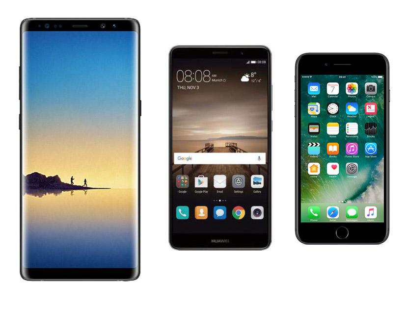 Comparateur Iphone  Plus