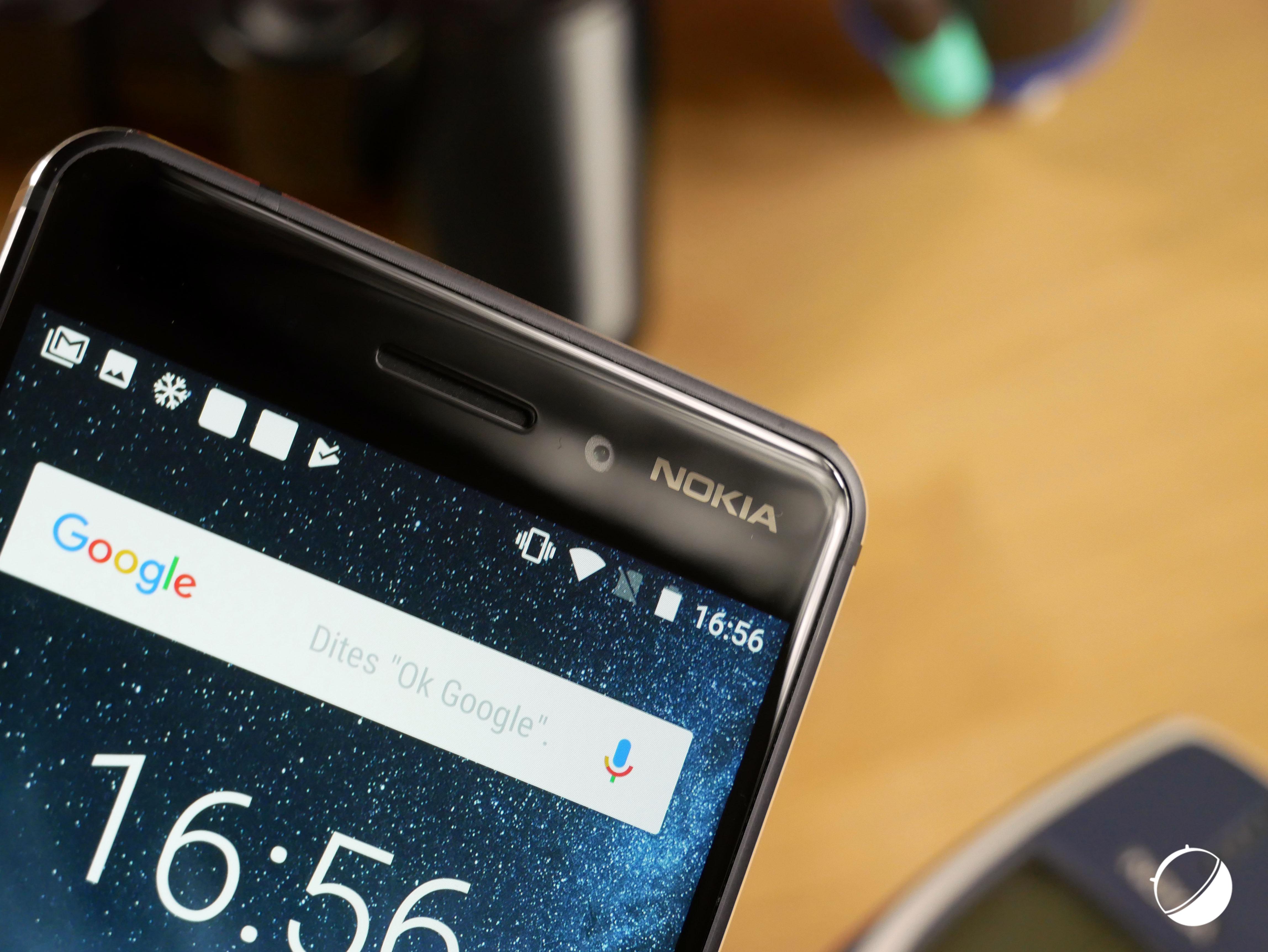 Nokia 6 prise en main