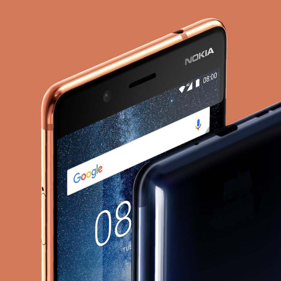 En un an, Nokia et HMD Global sont en passe d intégrer le top 10 des  constructeurs de smartphones, effectuant un retour inattendu sous Android. a25d16bcf240