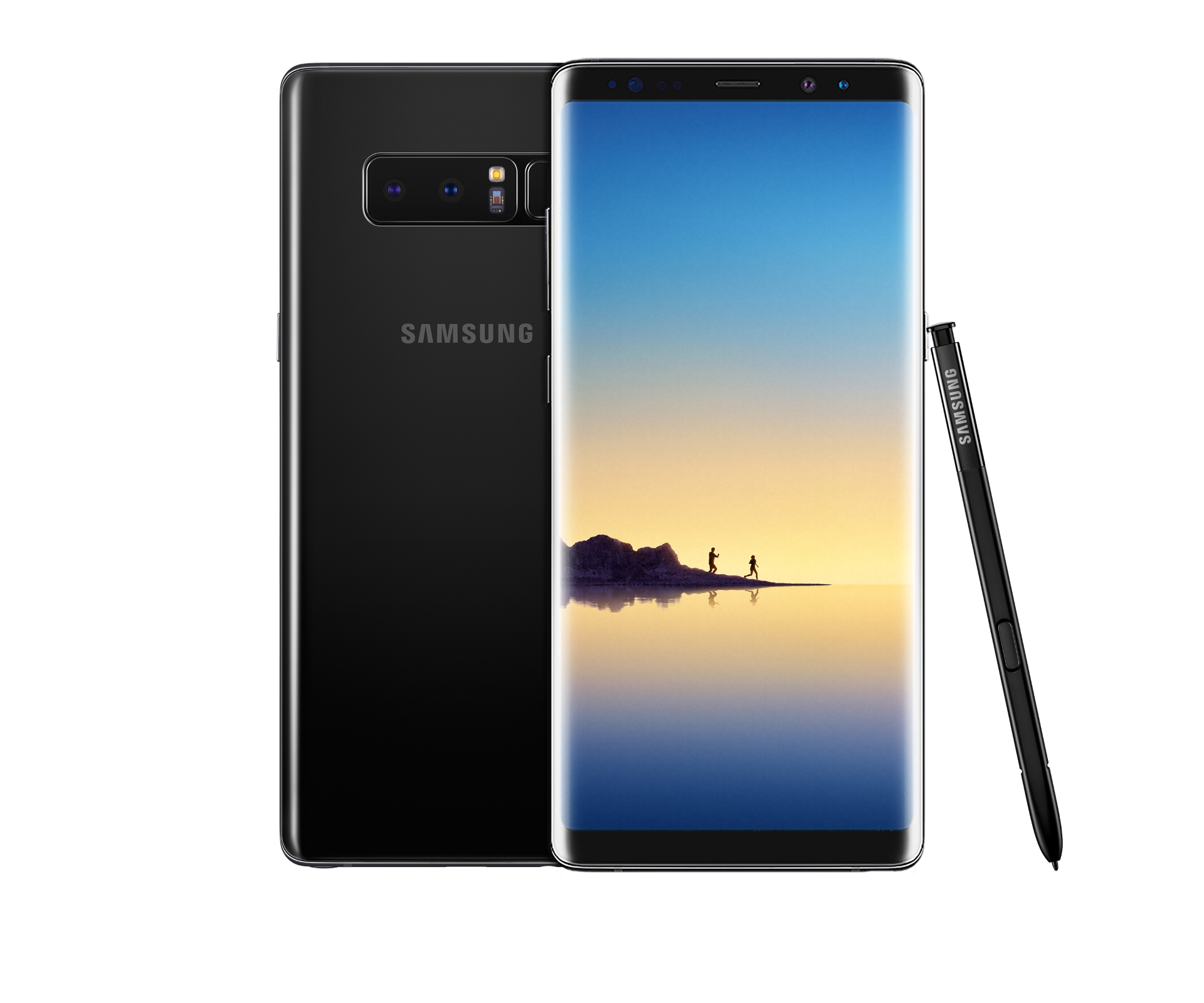 geolocalisation portable samsung note 8
