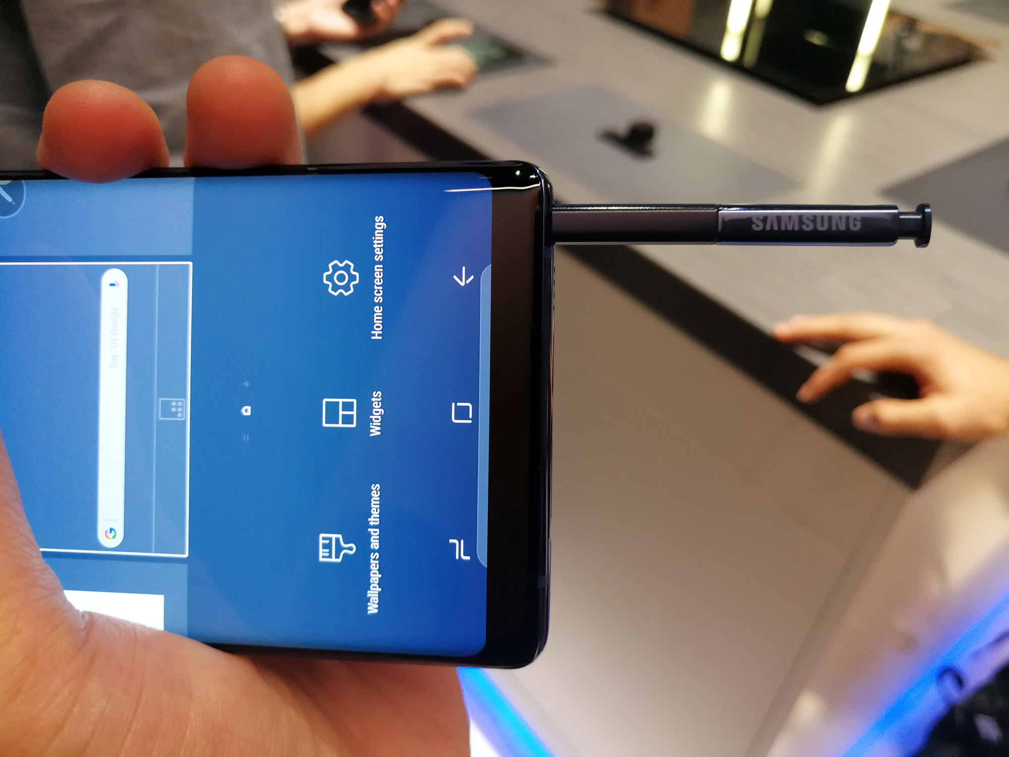 Six mois avec le Samsung Galaxy S8: les bonnes et …