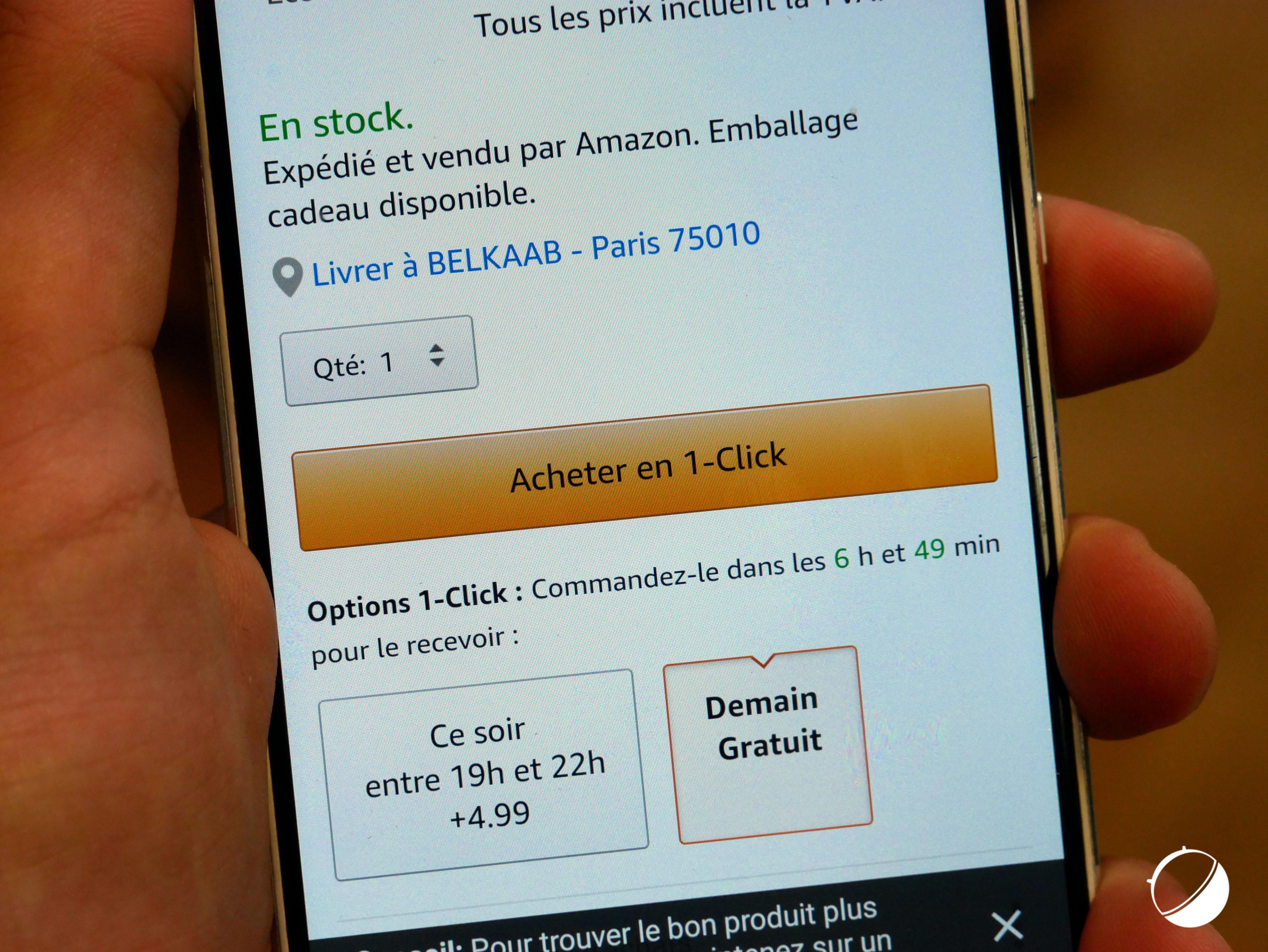 5b41865517ec1c ... Amazon.fr ne proposait pas jusqu à aujourd hui un service que l on  retrouvait chez tout ses concurrents, le paiement en plusieurs fois ...