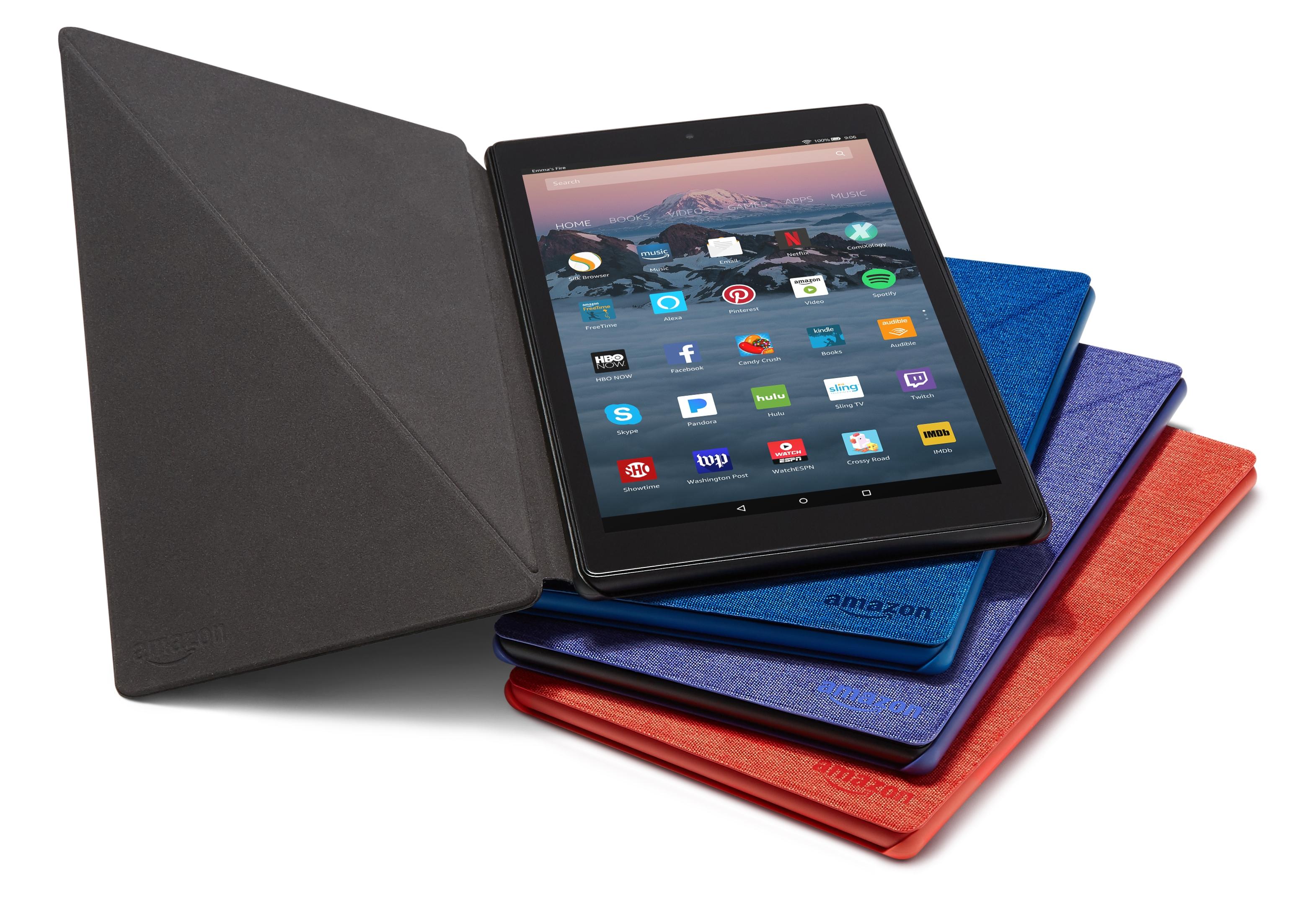 amazon fire hd 10 2017 une bonne tablette pour seulement 150 dollars frandroid. Black Bedroom Furniture Sets. Home Design Ideas