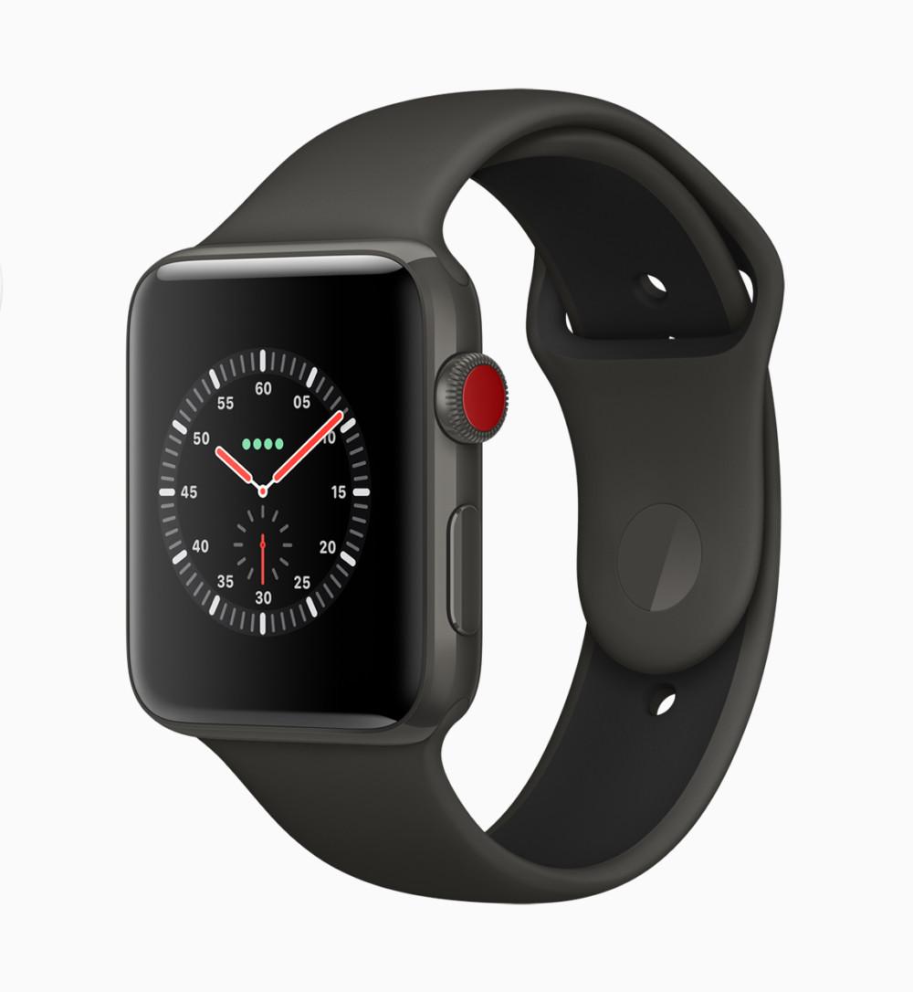 LApple Watch Series 3 Est Disponible Depuis Peu En Precommande Quelques Jours Apres Son Annonce Vous Pouvez Procurer La Derniere Montre Connectee De