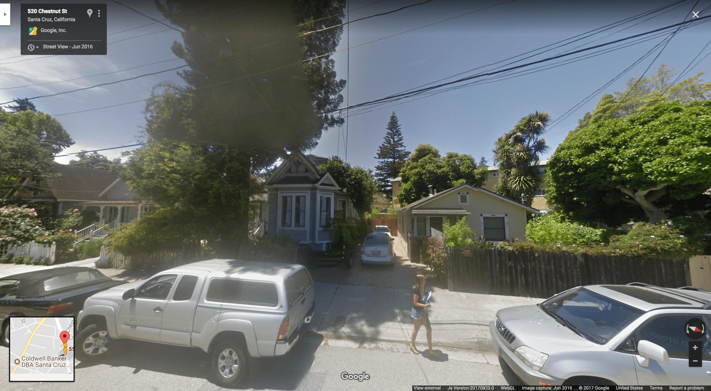 Les Voitures Google Street View Feront Des Photos Bien Plus Precises