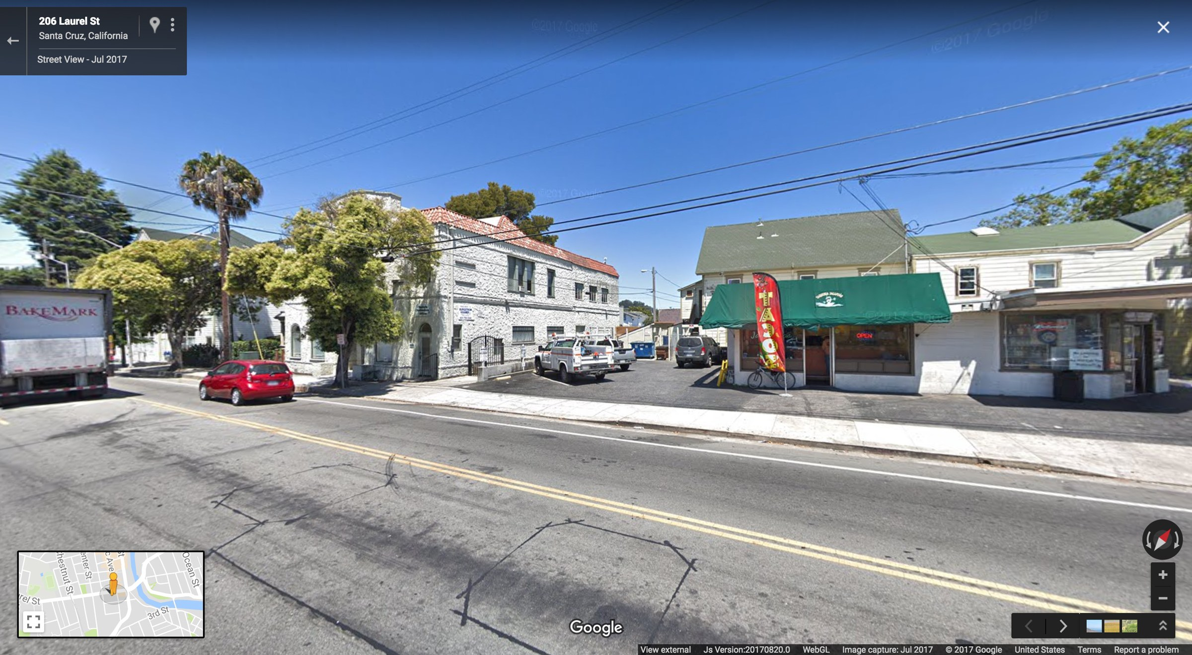 les voitures google street view feront des photos bien plus pr cises frandroid. Black Bedroom Furniture Sets. Home Design Ideas