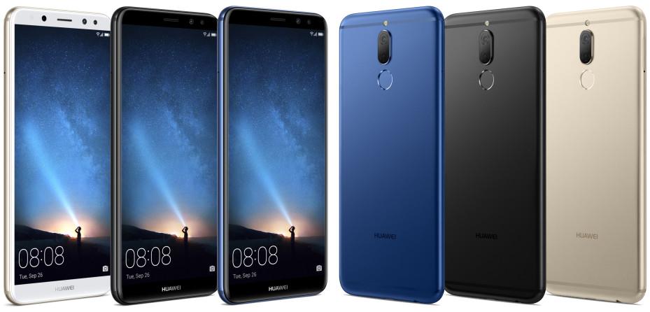 À la fin de l année, Huawei va lancer trois appareils sur le marché mobile,  le Huawei Mate 10 Lite, le Mate 10 et le Mate 10 Pro. Voici les  caractéristiques ... 0d4e4a9de691