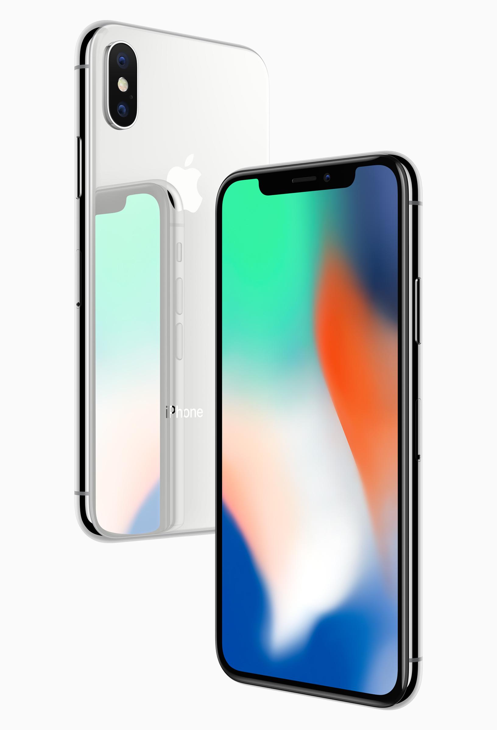 Iphone 8 Iphone 8 Plus Iphone X Caractéristiques
