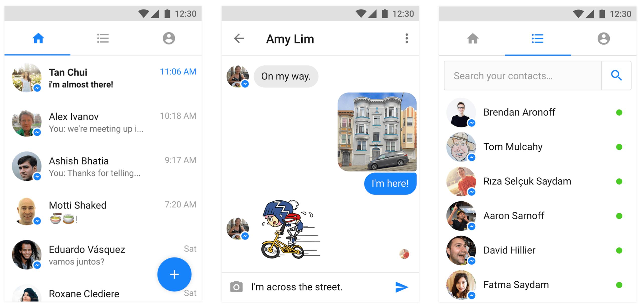 connecter facebook lite