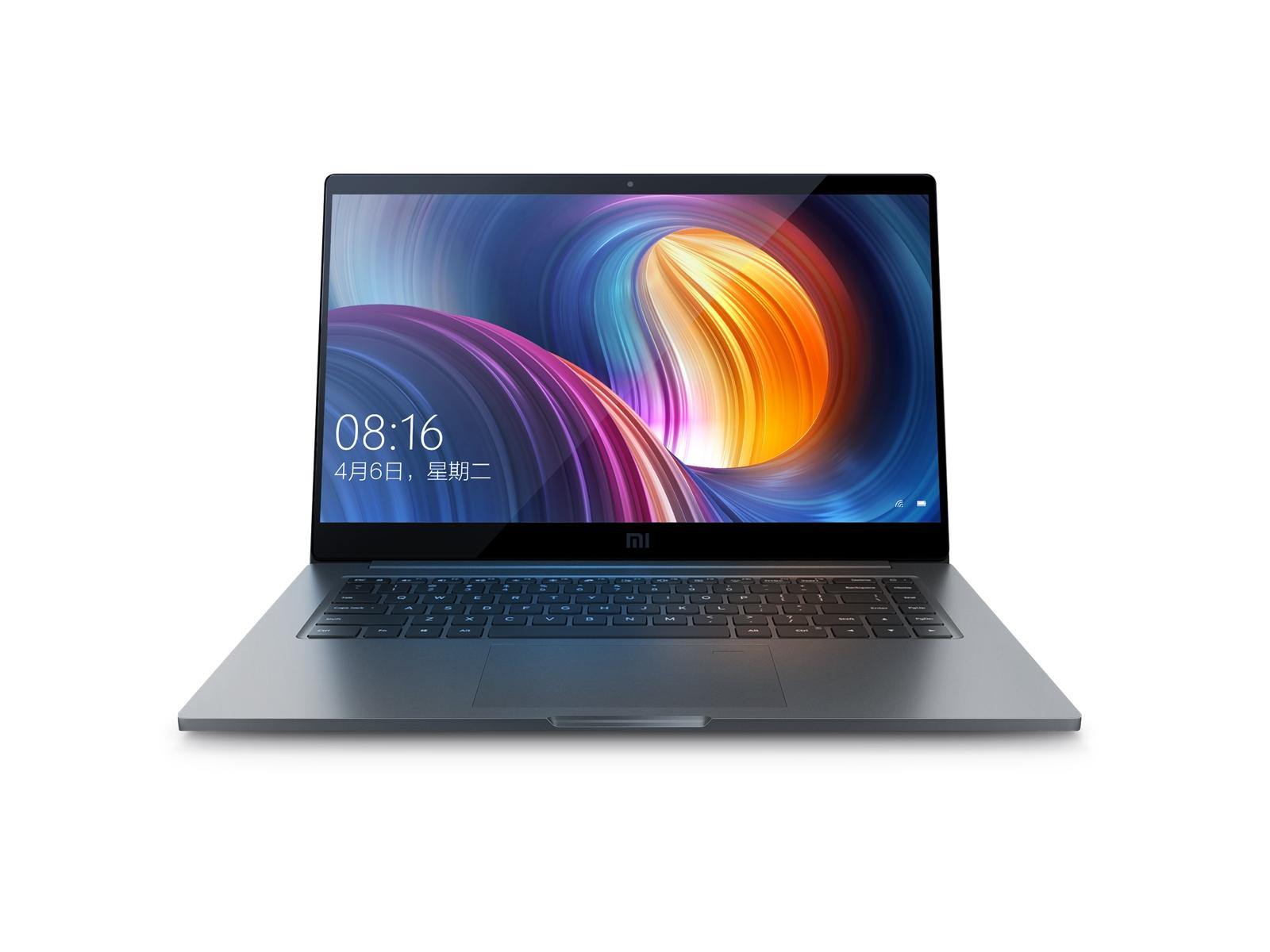 Xiaomi Mi Notebook Pro Le Fabricant Chinois S Attaque Au