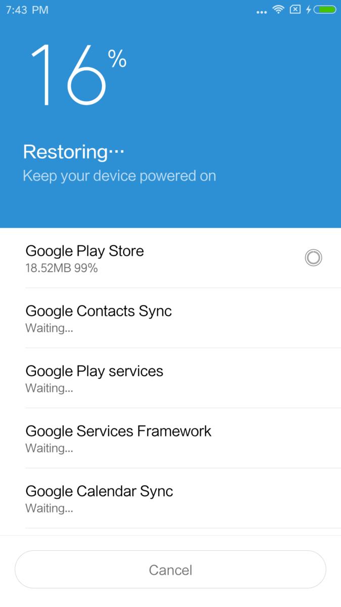 Comment installer le Google Play Store sur un smartphone