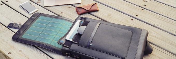 moovy bag le sac pour geeks avec batterie et panneaux. Black Bedroom Furniture Sets. Home Design Ideas