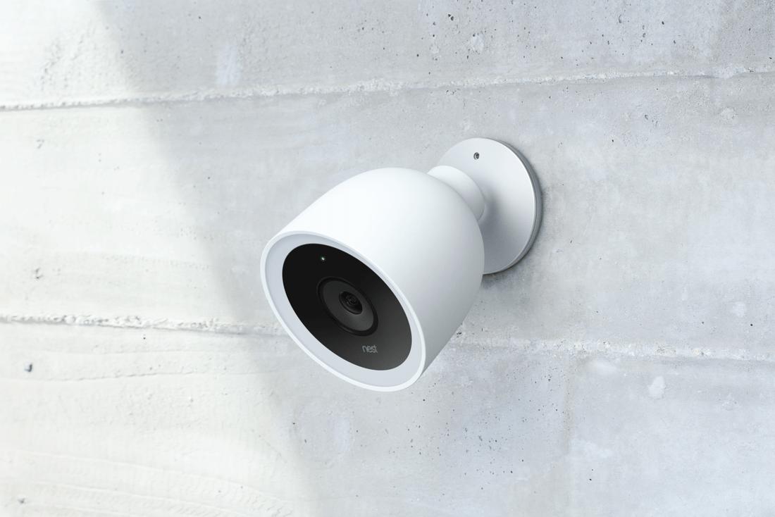 nest hello et cam iq outdoor de l 39 interphone la cam ra google assistant frandroid. Black Bedroom Furniture Sets. Home Design Ideas