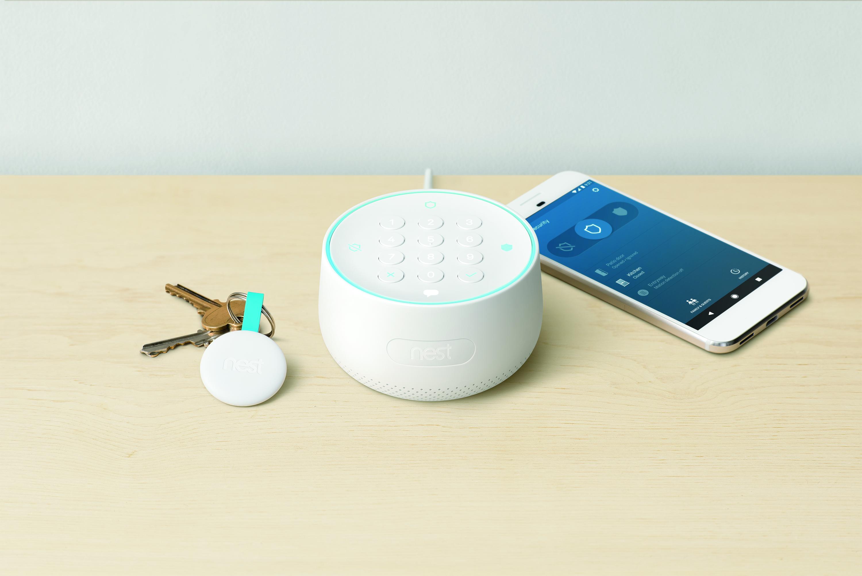 Nest Secure Une Alarme Connectee Elegante Mais Pas Si Moderne