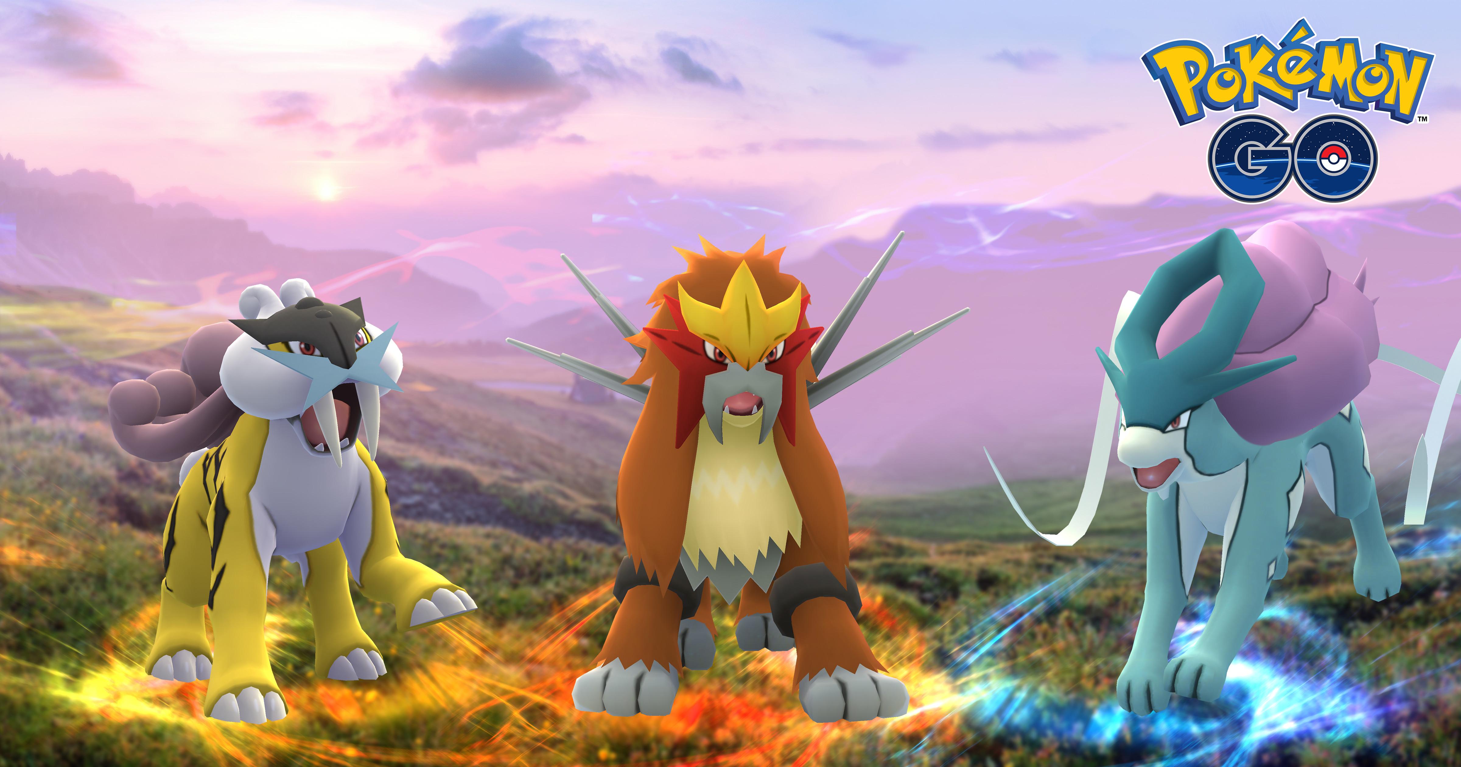 Pok mon go accueille trois nouveaux l gendaires frandroid - Photo de pokemon legendaire ...